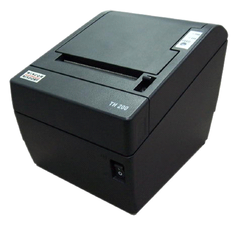 Máy in hóa đơn siêu thi TH200 -Wincor-Nixdorf (in nhiệt -Đức)