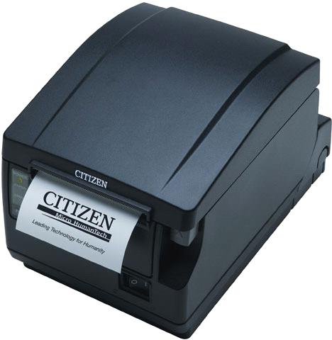 Máy in hóa đơn siêu thị Citizen CT-S651