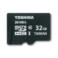 Thẻ nhớ MicroSDHC Toshiba 32GB class 10 UHS-I 30Mb/s