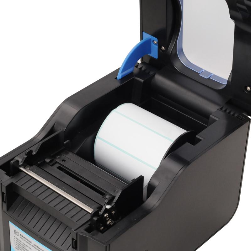 Máy in tem nhãn xprinter 370b