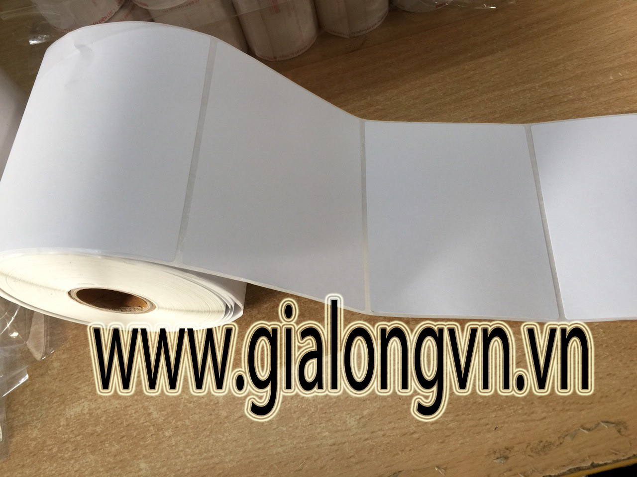 Giấy in nhiệt 100x80