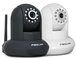 Camera FOSCAM FI9821WHD/ FI9821P - USA - WIfi không dây - hồng ngoại nhìn đêm.