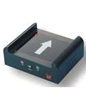 Bộ khử nạp từ tem mềm EM-4000A